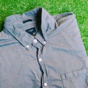 Men's J.Crew casual button down shirt size XL